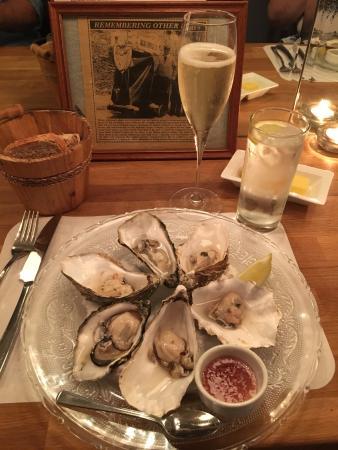 Dungarvan, أيرلندا: Dungarvan Oysters