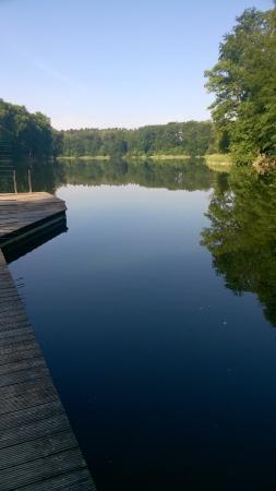 Gransee, Deutschland: Badesee