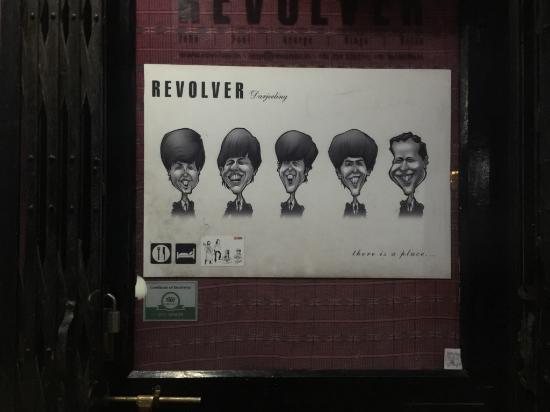 Revolver Picture