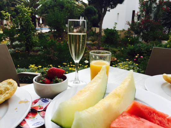 Hotel Voramar: Desayuno Voramar