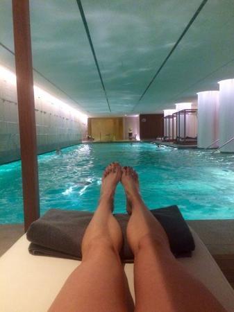 41871b74b47 The 25m pool - Picture of The Bulgari Spa