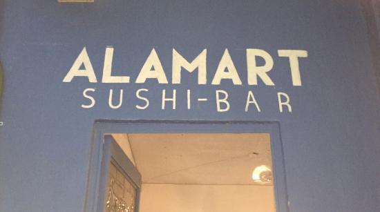 Alamart Sushi Bar