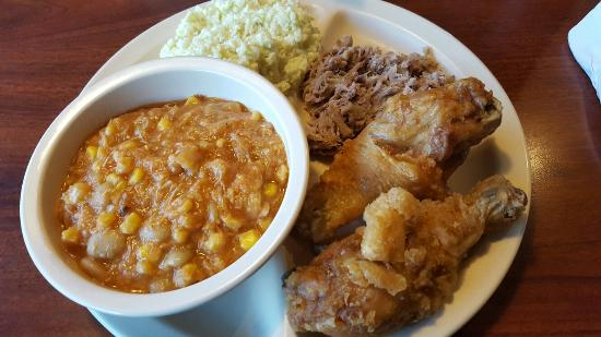 Weldon, NC: Southern Comfort food and more. Such a treat!