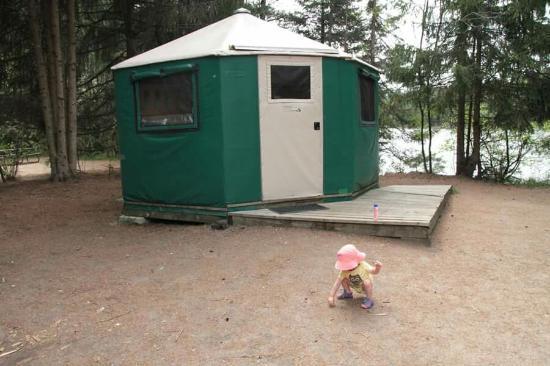 Mew Lake Campground