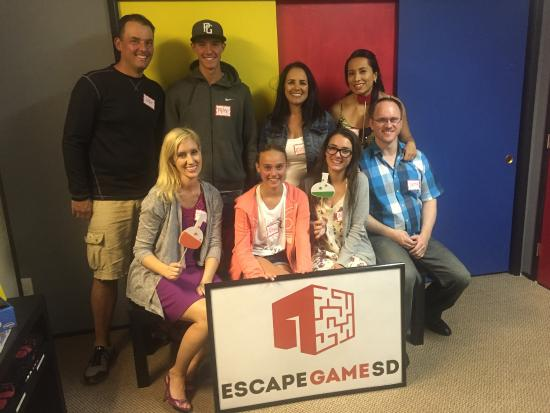 Escape Game SD