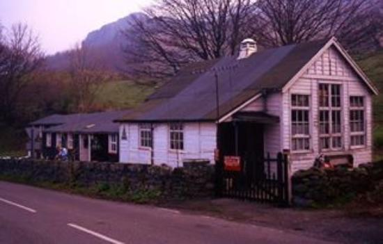 Thirlmere, UK: How it was in the 1990s as the YHA