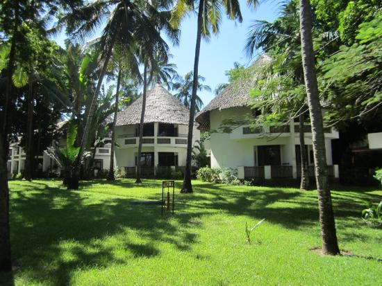 Severin Sea Lodge: Komfort Bungalows