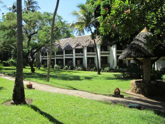 Severin Sea Lodge: Hotelzimmer