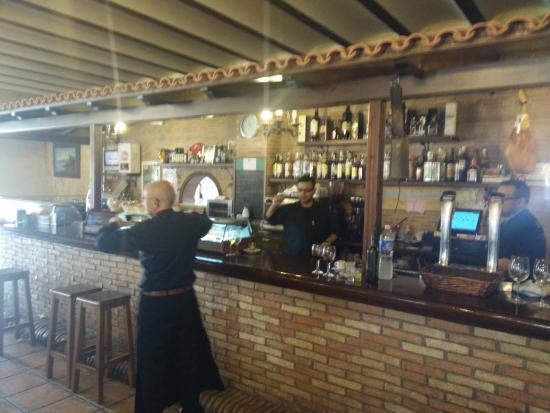 El Fogon Del Fraile Hondon De Los Frailes Restaurant Reviews