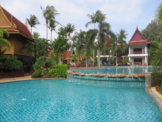 Foto de Royal Lanta Resort and Spa