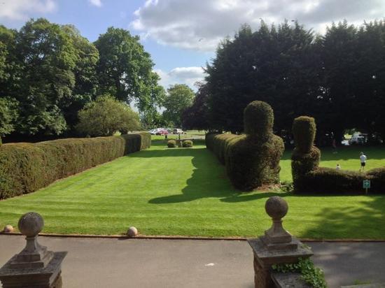 Chapel Brampton, UK: Grounds