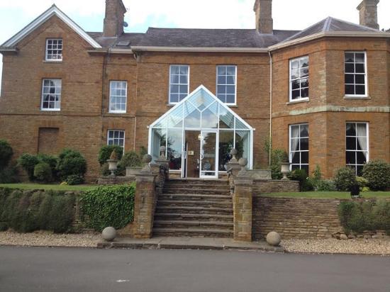 Chapel Brampton, UK: Entrance