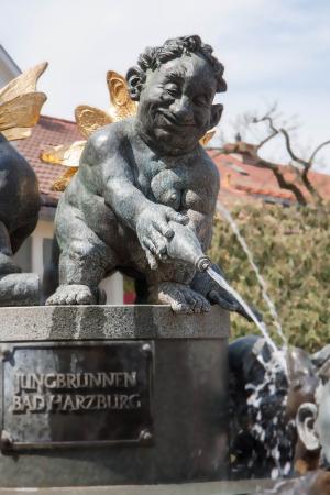 Der Jungbrunnen: Jungbrunnen