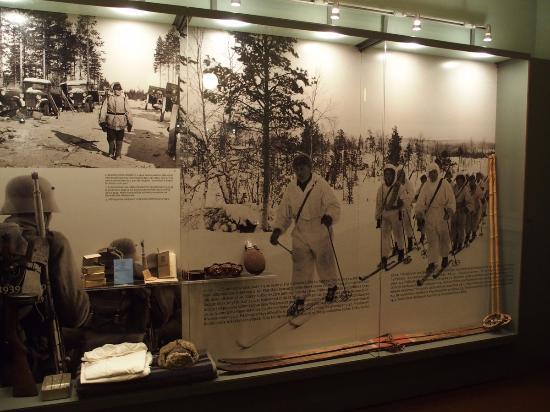 Headquarters Museum: Päämajamuseo