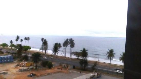 Radisson Blu Okoume Palace Hotel : View from room