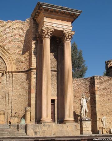 Guelma Roman Theatre