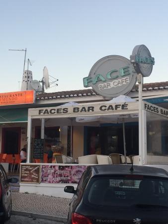 Faces Bar