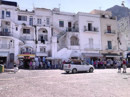 Guide Capri Tours