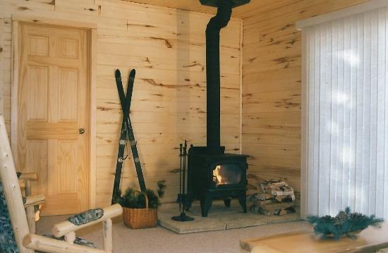 Ely, MN: Aspen Cabin