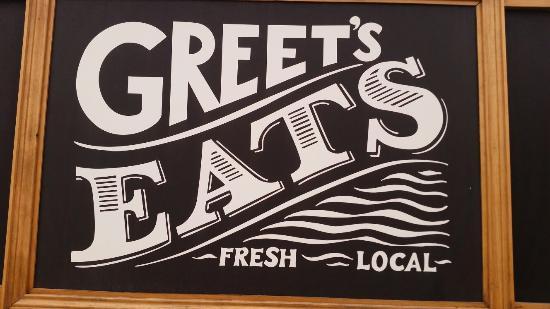 Vinalhaven, ME: Greet's Eats