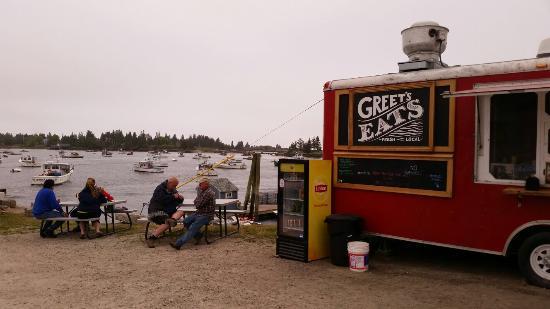 Vinalhaven, Мэн: Greet's Eats