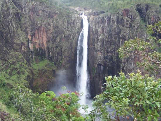 Wallaman Falls National Park Foto