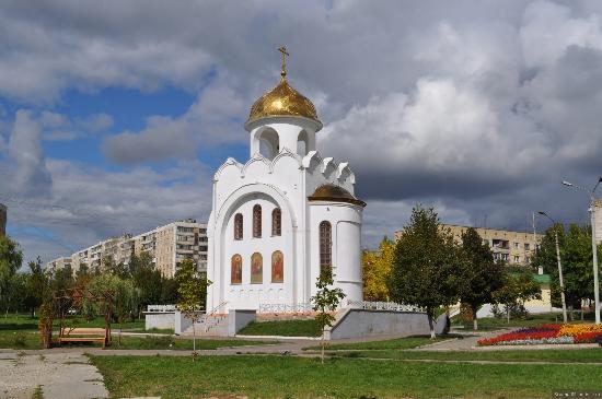 Храм-часовня Александра Невского