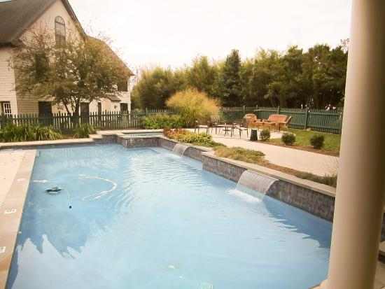 Hume, VA: Pool and Hot tub