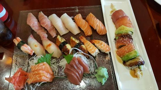 Aoyama Sushi & Grill
