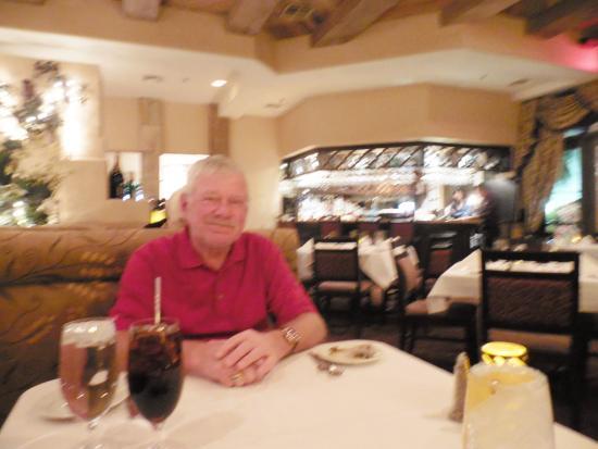 Tuscany Casino: Good food