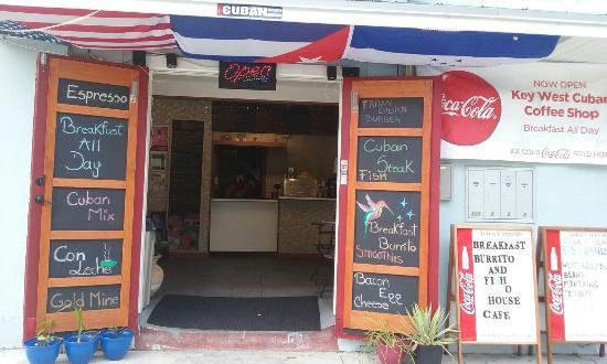 Key West Cuban Coffee