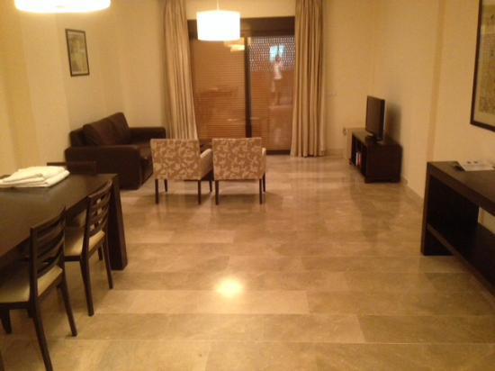 Albayt Resort: Lounge