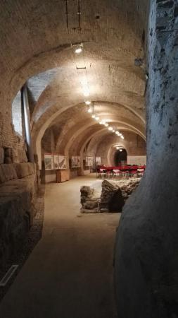 Visita sotterranea ad Osimo - Picture of Grotte di Osimo