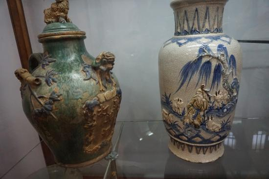 Ancient Vases Picture Of Museum Of Vietnamese History Ho Chi Minh