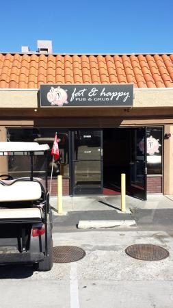 Canyon Lake, Kalifornien: Fat & Happy Pub & Grill