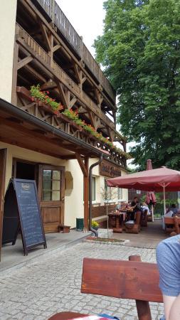 Jägerheim Hotel und Restaurant am Liepnitzsee