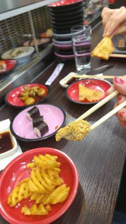 Fuji San Running Sushi