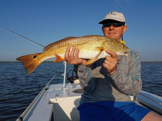 Florida Sightfishing With Capt. Nathaniel Lemmon: Redfish