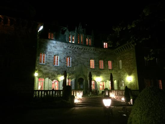 Varetz, France : Château de Castel-Novel