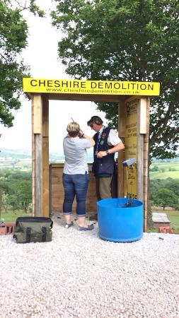 Cloudside Shooting Ground: Great afternoon at Cloudside
