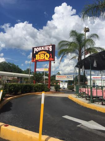 Porkie's Original BBQ: June 4