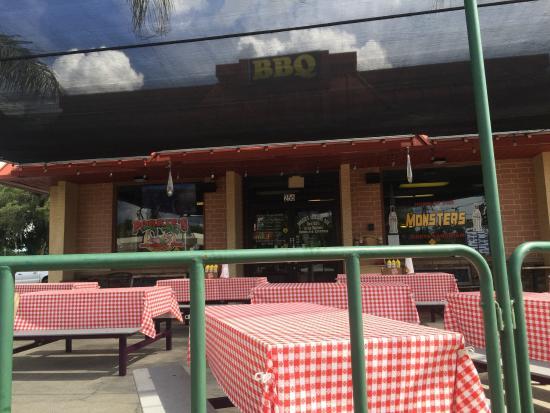 Porkie's Original BBQ: June 4