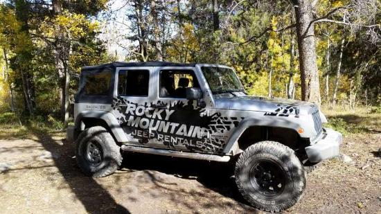 ‪Rocky Mountain Jeep Rentals‬