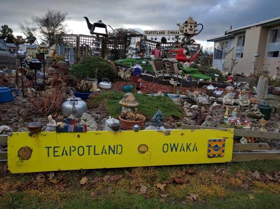 Teapot World: Teapot Land - Owaka