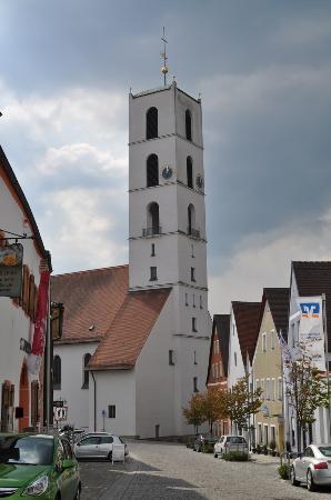 Sulzbach-Rosenberg, Germany: Лютеранская церковь Христа