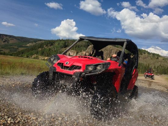 Red Cliff, CO: Guided Side-by-Side Tours with Nova Guides
