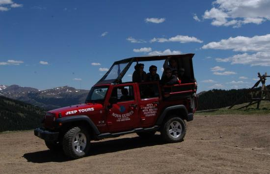 Red Cliff, CO: Scenic Jeep Tours with Nova Guides