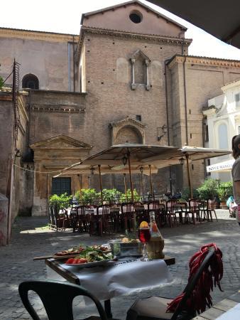 La cucina romana \