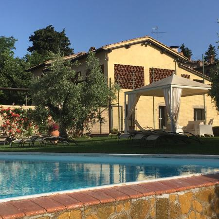 An absolute gem in the rolling hills of Tuscany!