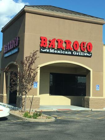 Barroco Mexican Gril